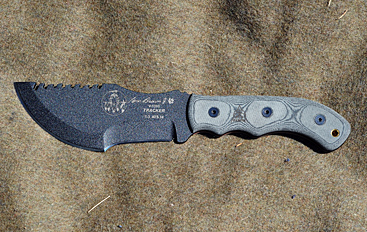 TOPS Tracker Knife T3 - Review - Prepping.com.au