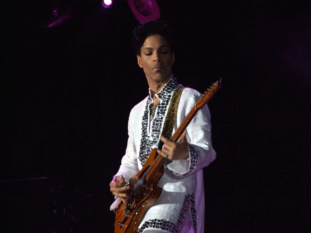 "Prince was 110% rock star on stage, yet extremely shy in real life. He rarely gave interviews because ""I'm so nervous, I'm so shy and everyone else is in there."""